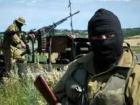 Террористы вели огонь по украинским позициям в районе Песков