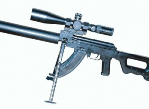 """У украинской армии появится новая винтовка """"Гопак"""" - фото"""