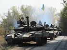 За прошедшие сутки боевики режим тишины не нарушали, Украина отводит танки с позиций на Луганщине