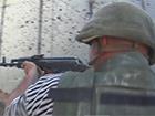 Боевики расстреляли гражданский автомобиль под Донецком