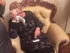 Нардеп Тетерук ударил коллегу Кужель бутылкой