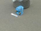 Нашли гранаты в урне возле Криворожского исполкома горсовета