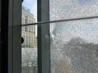 Обстреляли кабинет Шокина во время совещания, - СБУ