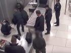 В столичном аэропорту у пассажира нашли гранату