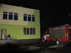 В Виннице горел детский сад, пожарные эвакуировали детей и персонал