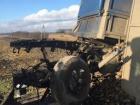 В Винницкой области грузовик столкнулся с пассажирским поездом