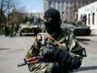 Боевики пытались атаковать в районе Зайцево