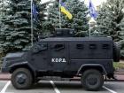 Бронемашины «Варта-2» получат Нацгвардия и спецназовцы полиции