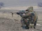 Целый день снайперы обстреливали позиции сил АТО в Песках и Опытном