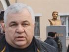 Депутаты Госдумы РФ открыли в Луганске памятник Сталину