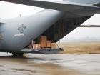 Из США для Воздушных сил ВСУ прибыли средства спецзащиты, маски и шлемы
