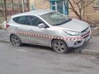 В Киеве патрульная полиция стреляла в машину с пьяной женщиной за рулем