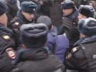 В Москве на День Конституции разогнали «Марш перемен»