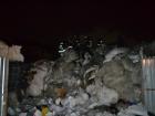 В Одессе горел химзавод «Суперфосфатный»