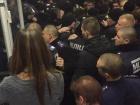 В Печерском суде произошли столкновения [видео]