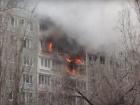 В Волгограде из-за взрыва обрушилась часть жилой многоэтажки