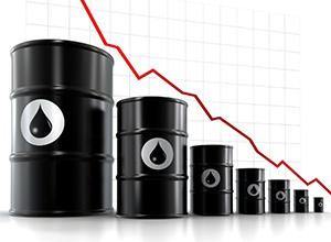 Цена за нефть рухнула ниже 33 долларов - фото