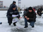 На Русановке провались под лед и погибли двое мужчин (дополнено)
