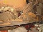 На Ставрополье изъяли в магазине и раздавили трактором «запрещенные» мандарины