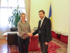 Словения передала Украине телерадиопередатчики для восстановления вещания в зоне АТО