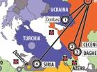 В Италии на карте к РФ дорисовали Крым