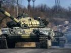 Боевики держат 88 танков у линии соприкосновения, - ОБСЕ