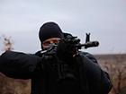 Днем боевики стреляли, применяя почти весь имеющийся арсенал