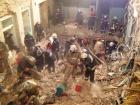 Из-под завалов дома в центре Киева извлекли двух погибших