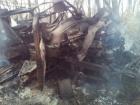 На Донбассе подорвался грузовик с украинскими бойцами