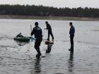 На Луганщине под лед провалилось пятеро детей, двое погибли