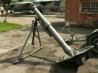Неподалеку от Коминтерново боевики вели прицельный огонь из минометов калибра 82 и 120 мм