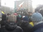 Полиция задержала участников столкновения на Майдане Независимости