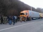 У Пивоварского призывают водителей российских фур объезжать блокады