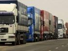 Украина приостановила движение российских грузовиков по своей территории