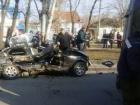 В Николаеве в ДТП с участием правоохранителя погибли четыре человека