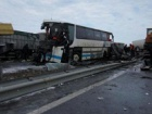В Одесской области перевернулся автобус, есть погибшие