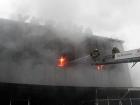 В Ужгороде едва не сгорел универмаг «Украина» [видео]