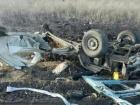 Возле Марьинки подорвался автобус, есть погибшие