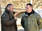 Ярош пообещал помочь полиции Донетчины