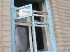 Боевики обстреляли дома мирных жителей Авдеевки