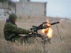 Боевики продолжают обстреливать позиции сил АТО, в том числе на Луганском направлении