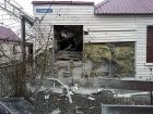 Боевики снова обстреляли жилые дома Авдеевки
