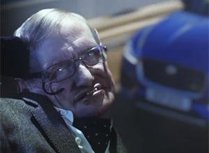 Хокинг побыл «типичным британским злодеем» - фото