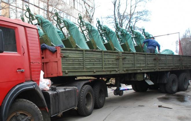 """Первую партию минометов """"Молот"""" отгружено украинским военным - фото"""