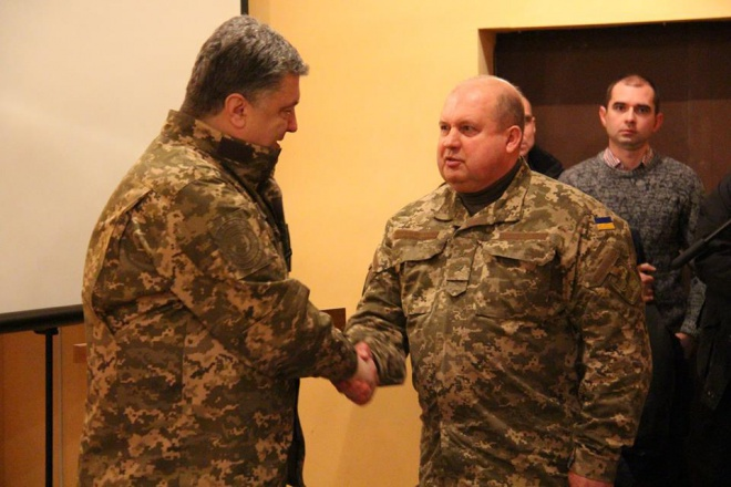 Президент назначил нового командующего Сухопутных войск - фото