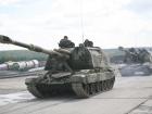 Разведка: боевикам из России поступили САУ, «Грады», БМП, топливо