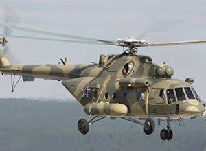 Российский вертолет вторгся в воздушное пространство Украины - фото