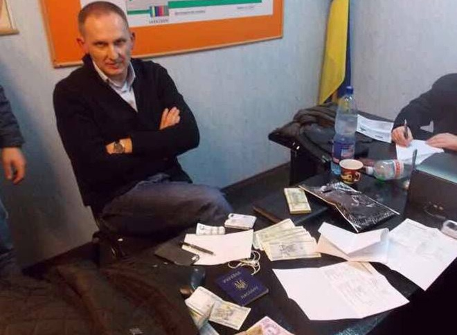 СБУ задержала экс-начальника полиции Винницкой области при попытке вылететь в Москву - фото
