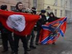 В Петербурге атаковали посольство Украины (видео)