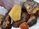 В Польше выявили огромную контрабанду янтаря из Украины